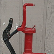 REDUCED A.Y. McDonald Cistern Pump