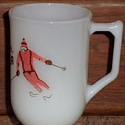 Dr. Pepper Bacardi Rum Schuss Boomer Pedestal Mug  ***Make an Offer Sale***