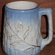SALE Blue and White Stone Ware Mug   ***Half Price Sale***