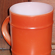 (B) Rust Fire King Ranger Mug