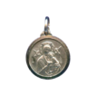 Sweet Italian Our Lady of Perpetual Help / Pope John Paul II Medal � 800 Silver