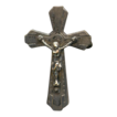 Lovely Art Deco Style Crucifix Pin
