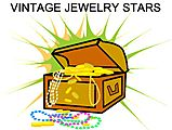 Vintage Jewelry Star