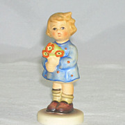 Endearing Goebel Hummel Figurine Nosegay #239/A