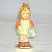 Endearing Goebel M I Hummel Club Figurine Natures Gift #729