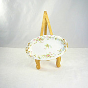 Vintage Haviland & Co Limoges France Princess Pattern Small Serving Dish Bowl