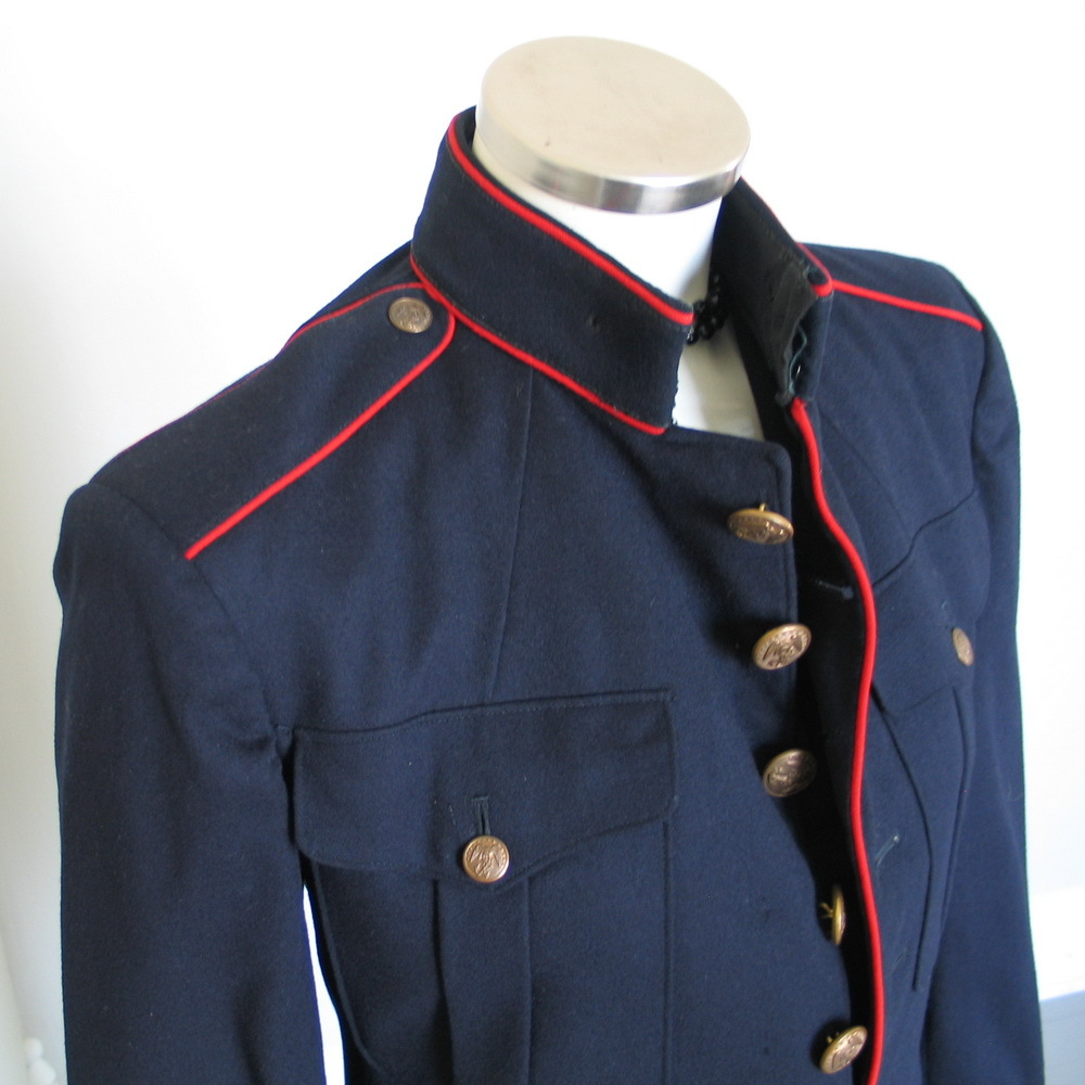 Marine corps dress blues sale