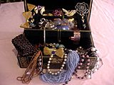 Vintage treasure Chest