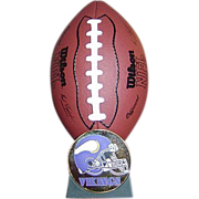 Hallmark Minnesota Vikings Keepsake Christmas Ornament - NFL Collection 2000
