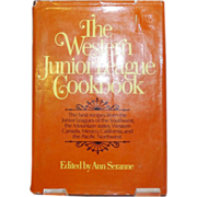 The Western Junior League Cookbook