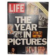 "Life Magazine ""The Year in Pictures"" Winter 1978"