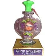 Vintage Violet Liddle Kiddle Kologne Near Mint