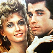 "Original Soundtrack from ""Grease"" ~ 33 LP Stereo"