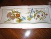 Dorothy Thorpe Eames Era &quot;California Wildflowers&quot; Divided Tray