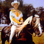 Rex Allen Photograph