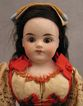 8&quot; Belton Type Bisque Doll in Italian Regional Costume