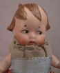 3&quot; Side Glance Eyes All Bisque Doll