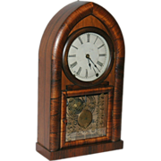 SALE American, Wm.L.Gilbert & Co. Beehive Mantel Clock