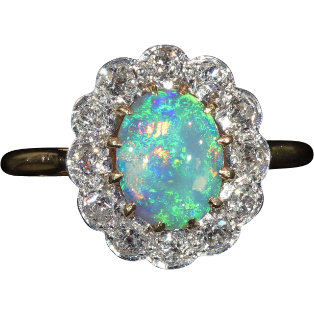 blue fire opal rings autos post