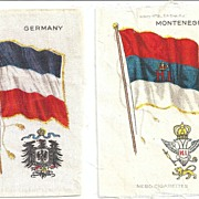 "SALE NEBO Cigarette ""Silks"" Montenegro and Germany"