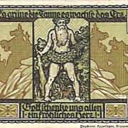 SALE German Emergency Money~Not Geld~1920's