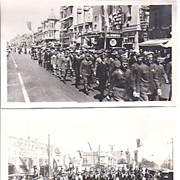 PHOTO, WWI Armistice Parade~Victory Parade~Circa 1920