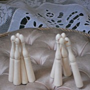 "~~~ French Miniature "" Jeu De Quilles"" for Fashion Poupee ~~~"