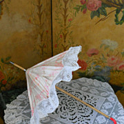 ~~~ Beautiful French Parasol for Dolls ~~~