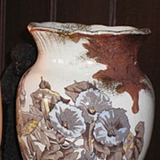 REDUCED Burroughs & Mountford Vase 1879-1895