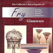 Fry Glassware Book 1990 Edition