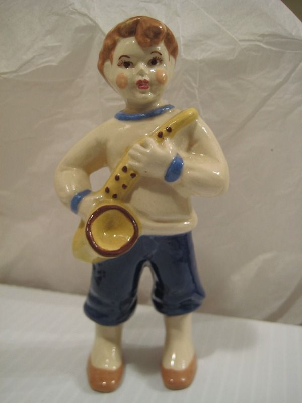 Ceramic Arts Studio Sax Boy