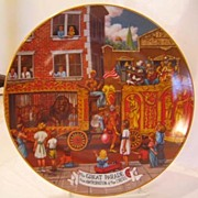 REDUCED Ringling Bros. and Barnum & Baily Great Parade Circus Plate