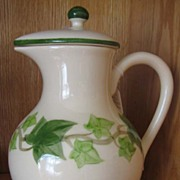 Franciscan IVY Coffee Pot