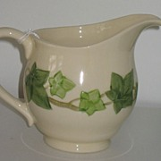 REDUCED Franciscan Ivy Creamer