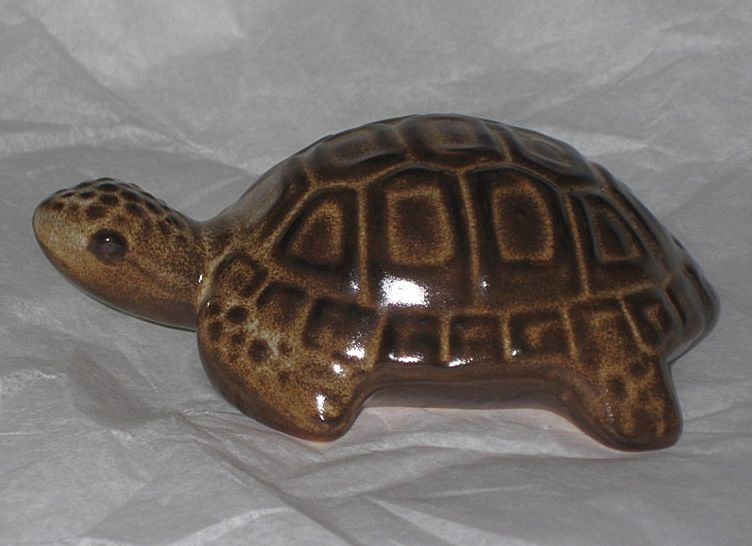 Howard Pierce Porcelain Turtle