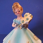 Josef Originals Birthstone Doll March