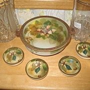 Nippon Acorn Nut Bowl Set