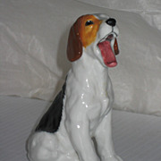 REDUCED Royal Doulton Character Dog Yawning