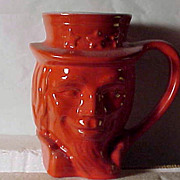 SALE 1976 Uncle Sam Mug by Frankoma