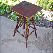 SALE Vintage Primitive Twig Table
