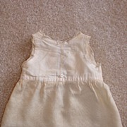 REDUCED Sweet Little Factory Muslin and Wool Chemise