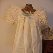 REDUCED Sweet Antique Lace Trimmed Chemise
