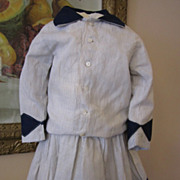 Great Edwardian Era Dress for Large Doll