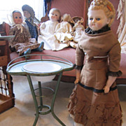 Wonderful Shabby Chic Doll Washstand