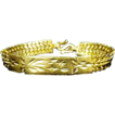 Solid 24k Gold Bracelet