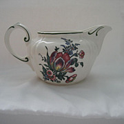 Alt Straburg Villeroy & Boch Mettlach Creamer
