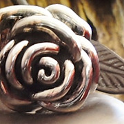 A Rose by Any Other Name, is Simply a Rose Ring