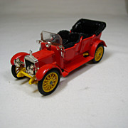 Die-Cast Corgi Toy � 1910 Daimler, Made in Great Britain