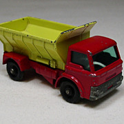 Lesney Grit Spreading Truck Model #70  Matchbox, England