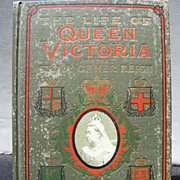 "Salesman's  Sample ""Queen Victoria and Her Reign"""